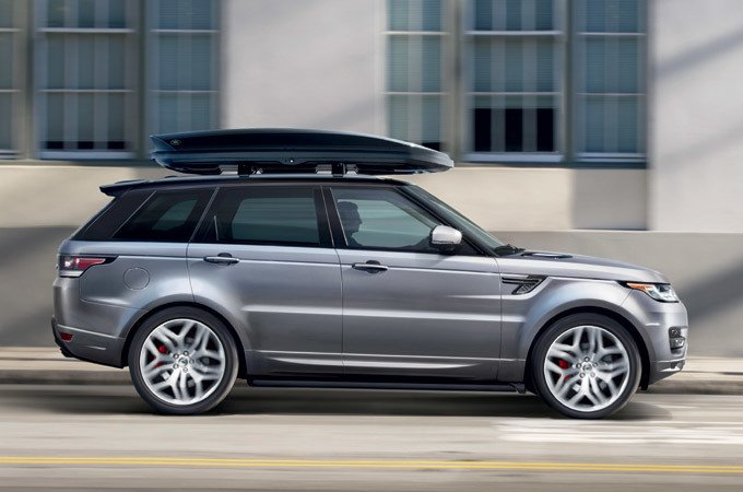 Land Rover Accessories - Carrying and Towing