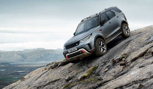 Land Rover Discovery - Service Offer Image