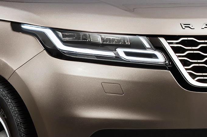 Land Rover Range Rover Velar - Headlights