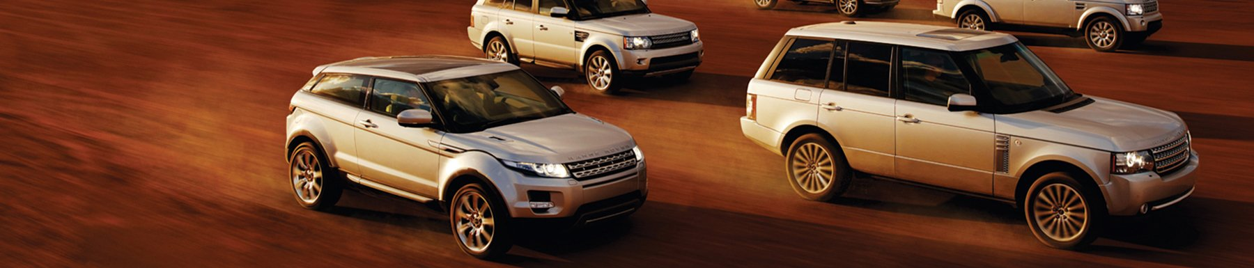 pre-owned Land Rover models
